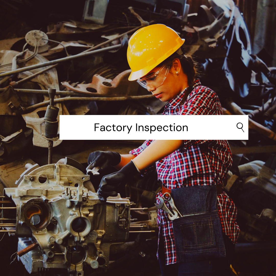 Factory Inspection Planning Service